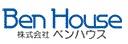 株式会社ベンハウス ロゴ