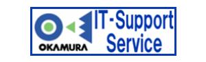 岡村ITサポートサイト ロゴ